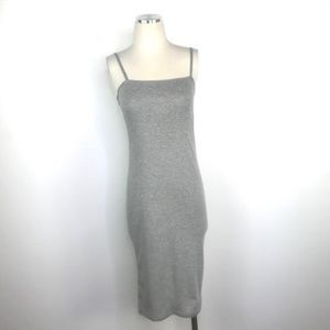 TOPSHOP Tank Top Bodycon Dress